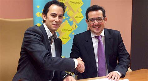 siege fnaim convention de partenariat entre l iscae et la fnaim