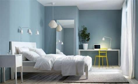 davaus chambre mur bleu pastel avec des idées