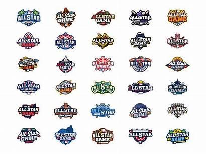 Star Mlb Logos Football Designs Baseball League