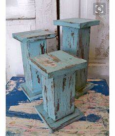 82 best shabby chic dreams images on pinterest shabby With best brand of paint for kitchen cabinets with vintage wedding candle holders