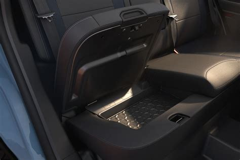 ford bronco sport interior review seating