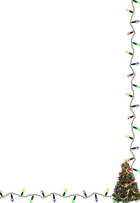 christmas lights border clipartioncom