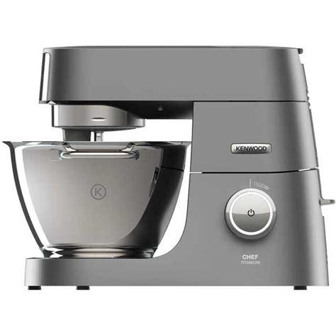 kenwood cuisine mixer kenwood kmc030 titanium chef kitchen machine silver titanium