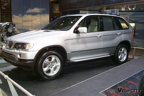 2005 Bmw X5 Towing Capacity