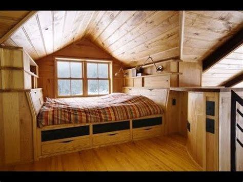 tiny house bed ideas youtube