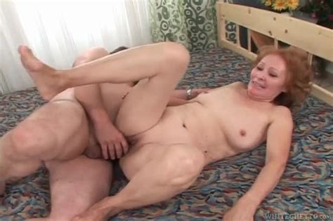 Old Man Fucks A Sexy Old Lady Mature Porn