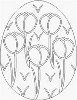 Easter Egg Coloring Paste Eggs Copilul Decorat Ou Paasei Template Lalele Cu Colorat Planse Stencil Templates Kleurplaat Sheets Popular sketch template