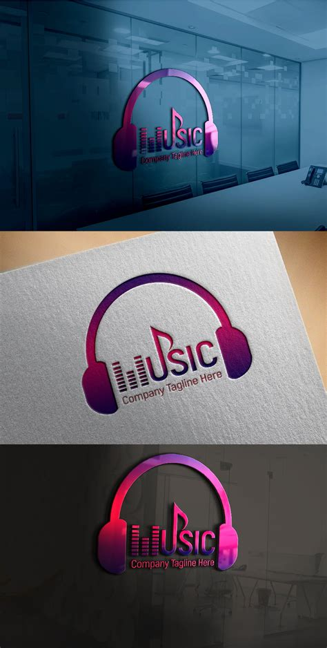 professional  logo design  psd template