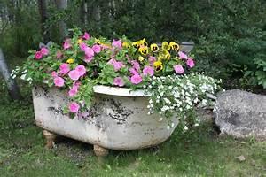 Blumenkübel Selber Machen : gartenideen zum selbermachen 15 inspirierende upcycling beispiele ~ Markanthonyermac.com Haus und Dekorationen