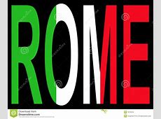 City Of Rome Stock Images Image 1979234