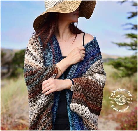 tunisian blanket sweater crochet pattern