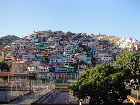 The Barrios Of Caracas, Venezuela