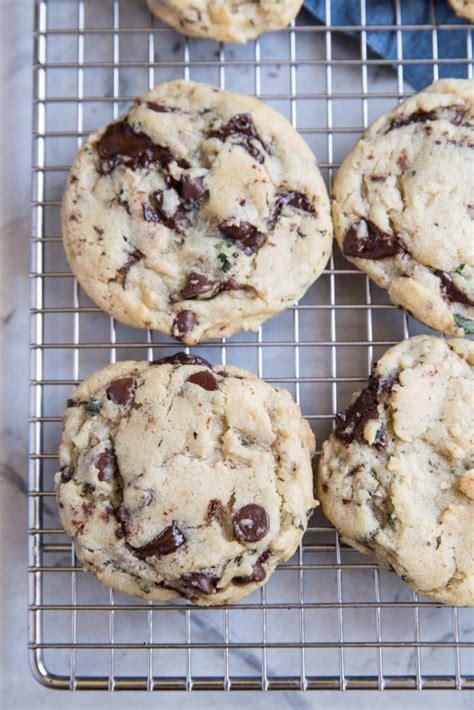 fresh mint chip recipe mint chocolate chip cookie recipe vintage mixer