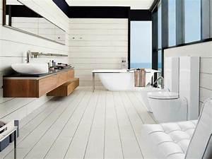 Farbe Für Bodenfliesen : bodenfliesen in holzoptik f r ein tolles bad ~ Sanjose-hotels-ca.com Haus und Dekorationen