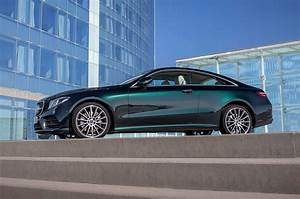 2018 Mercedes Benz E400 4Matic Coupe First Drive Review