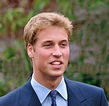 Young Prince William Duke of Cambridge