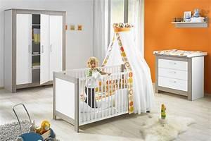 chambre bebe complete marlene lit commode armoire With déco chambre bébé pas cher avec achat fleurs