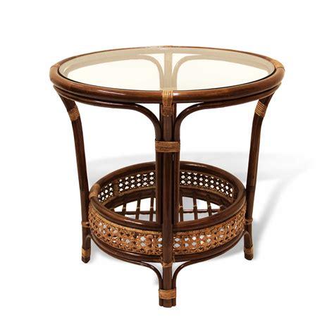 Price is per set of 6 mugs: Pelangi Round Coffee Table - Rattan USA