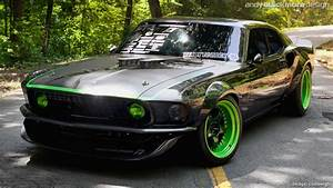 Styling, Livery: Ford Mustang RTR-X Part 2: SEMA 2010 & Beyond - Andy Blackmore Design