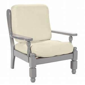 housse fauteuil rustique blancheporte With nettoyage tapis avec housse fauteuil et canapé