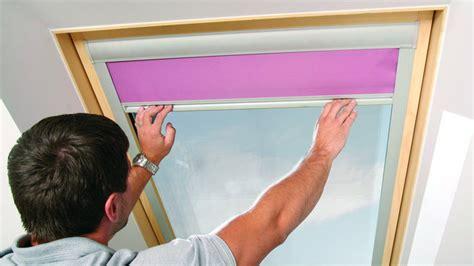 comment aerer une chambre sans fenetre poser un store sur une fenêtre de toit