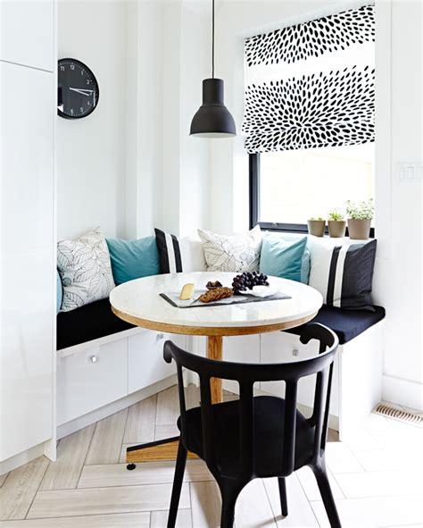 coin repas dans cuisine petits espaces 10 idées pour un coin repas maison et demeure