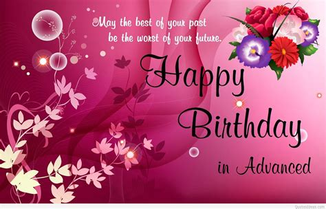 Happy Birthday Sayings Photo by Happy Birthday Pictures Wishes Quotes And Sayings
