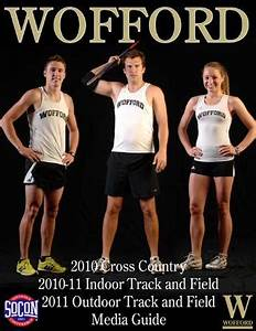 2010-11 Wofford Cross Country/Track and Field Media Guide ...