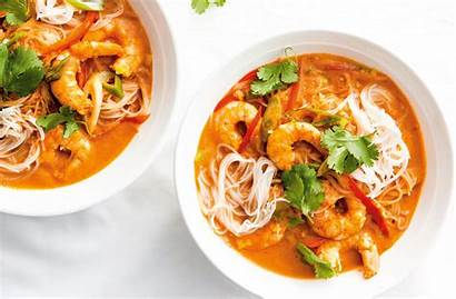 Curry Prawn Thai Noodles Recipes Chinese Recipe