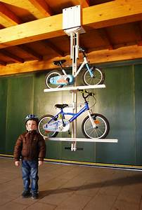 Flat Bike Lift : flat bike lift or how to park your bicycle on the ceiling ~ Sanjose-hotels-ca.com Haus und Dekorationen