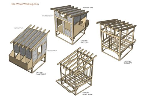 house construction plans how to build a chicken coop diy chicken coop at home