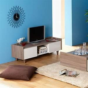Alinea Meuble Salon : comment choisir son meuble tv ~ Teatrodelosmanantiales.com Idées de Décoration