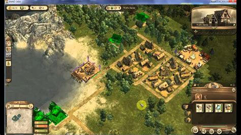 Anno 1404 Beginners Guide Walkthrough Gameplay Example