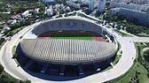 Drone Flight over Stadion Poljud in Split, Croatia - YouTube