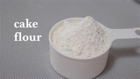 cake flour substitute how to make cake flour at homecake flour substitute cooking a dream attachment diy craft