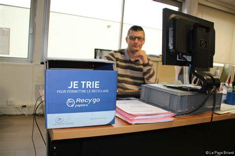 bureau de poste roissy en brie ozoir la ferrière l 39 entreprise franklin recycle ses