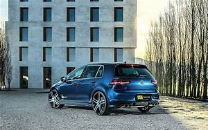 Vw Golf 7 R Tuning : 2016 volkswagen golf 7 r wallpapers tuning blue ~ Jslefanu.com Haus und Dekorationen