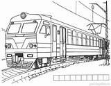 Coloring Electric Trains Obrazku Lkw Malvorlagen Walter sketch template