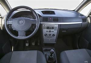 Fiche Technique Opel Meriva : fiche technique opel meriva 1 8 125 ecotec cosmo ann e 2003 ~ Maxctalentgroup.com Avis de Voitures