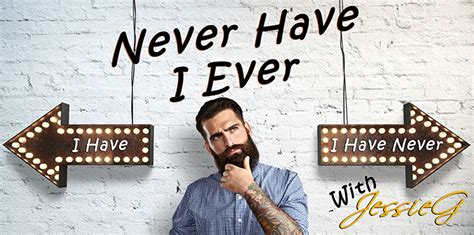Never Have I Ever  Round 2 Week 9  Jessie G Books