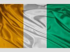 Cote d'Ivoire Flag wallpapers Cote d'Ivoire Flag stock