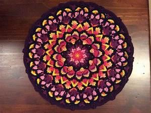 Wildflower Cushion Block Pattern By Jen Tyler