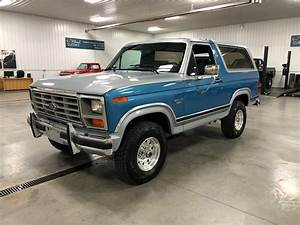 1984 Ford Bronco | 4-Wheel Classics/Classic Car, Truck, and SUV Sales
