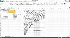 Mollier Diagram In Excel