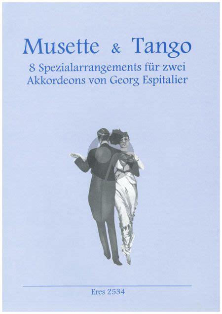 Musette & Tango für 2 Akordeons - Album   Broekmans & Van ...