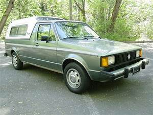 Vw Caddy Diesel : sell used 1981 volkswagen rabbit caddy pickup diesel only ~ Kayakingforconservation.com Haus und Dekorationen