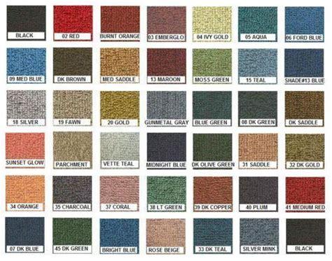 carpet color automotive carpet ebay