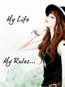 Download My Life My Rules Wallpaper 240x320 | Wallpoper #98839