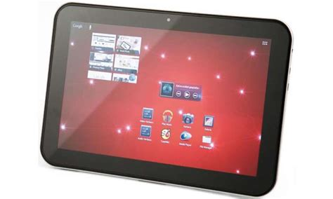 tablet 10 zoll test toshiba at300 android tablet im test pc magazin