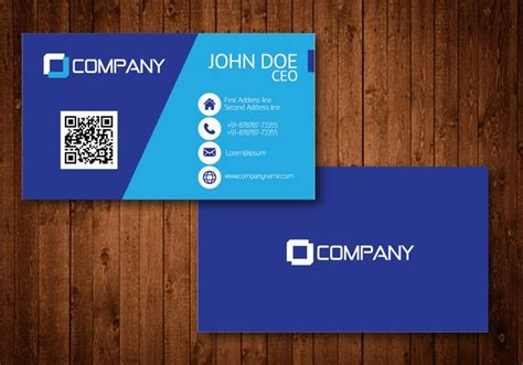 Blue Creative Visiting Card Vector Architecture Business Card Design Ideas Scanner Export To Excel Carpentry Templates Free Word Template Apply All Microsoft Blank Create A In Multiple Users Box Download